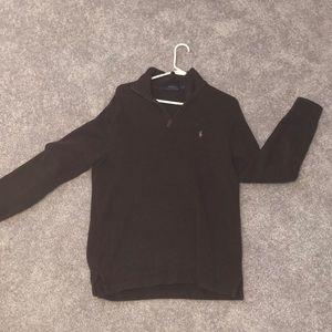 Men's zip up Ralph Lauren Polo Sweater in S